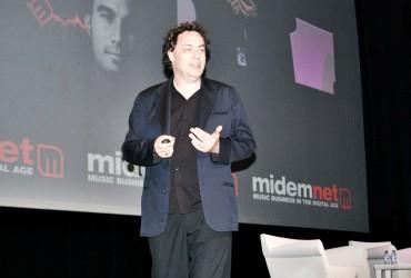Gerd Leonhard @ MIDEM 2009