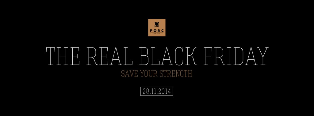 Black Friday PORC