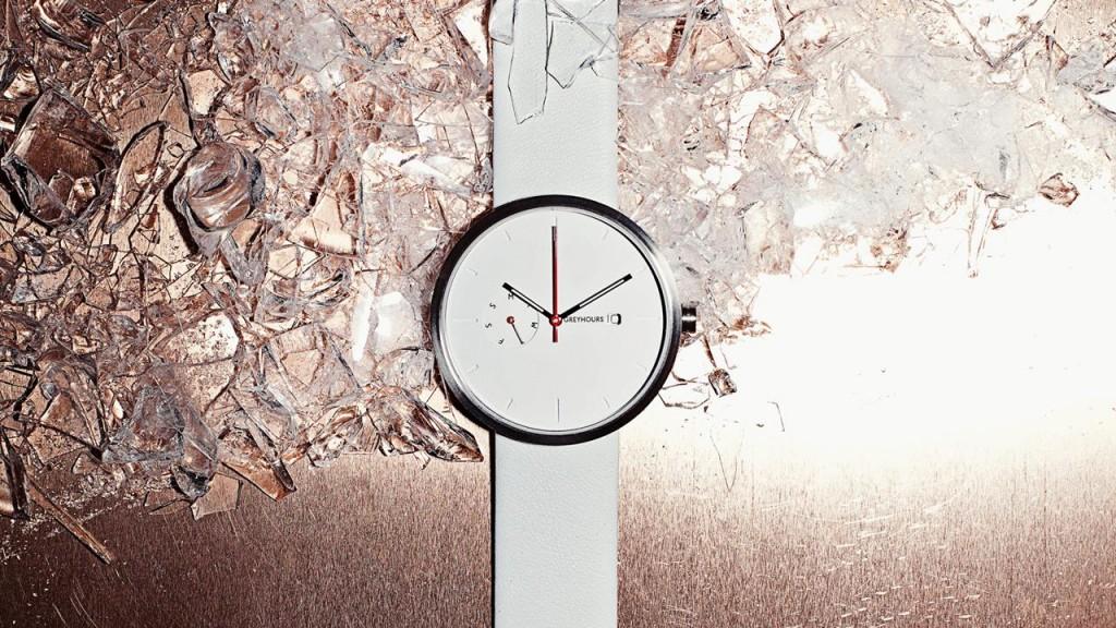 Greyhours watch