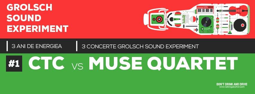CTC vs Muse Quartet