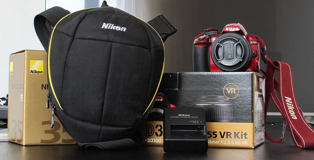 DSLR Nikon D3100 + obiectiv 35mm f1,8 (5)