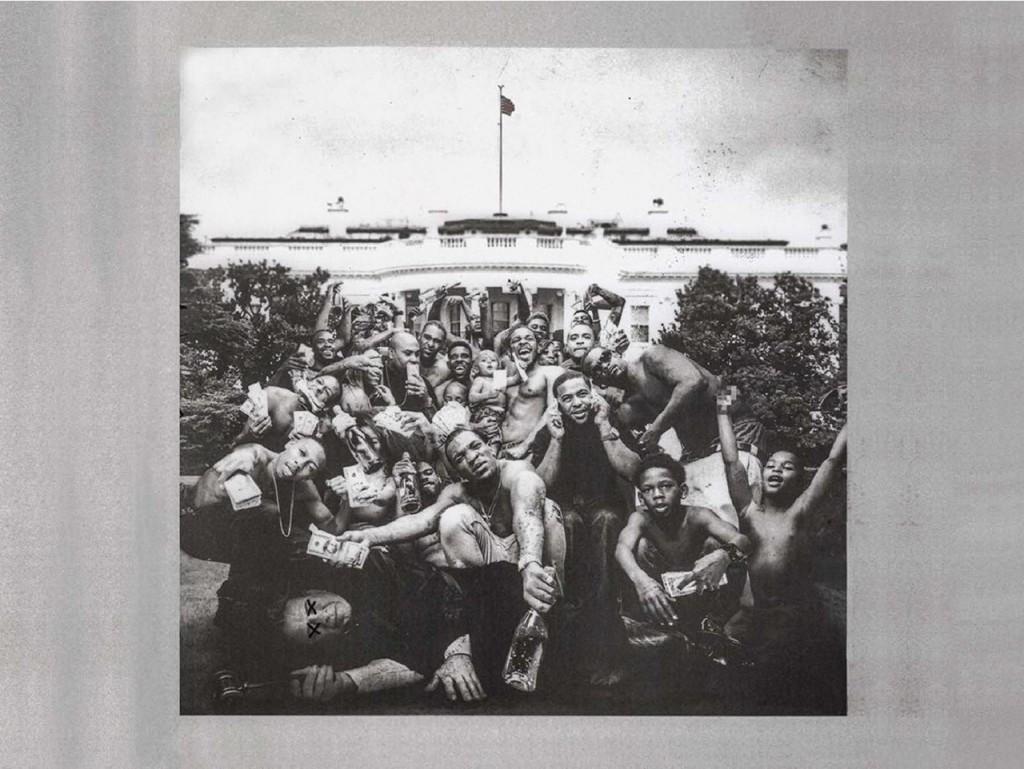 To Pimp A Butterfly - Kendrick Lamar album cover
