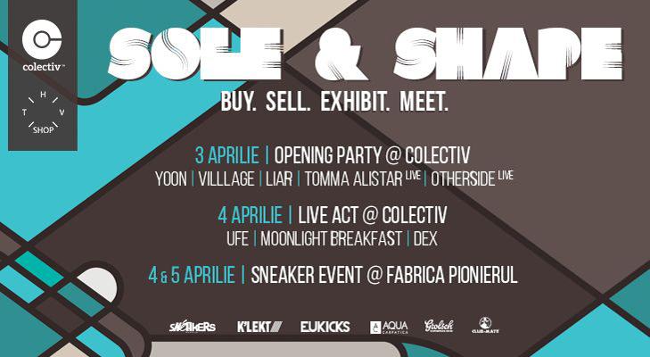 Sole & Shape 3