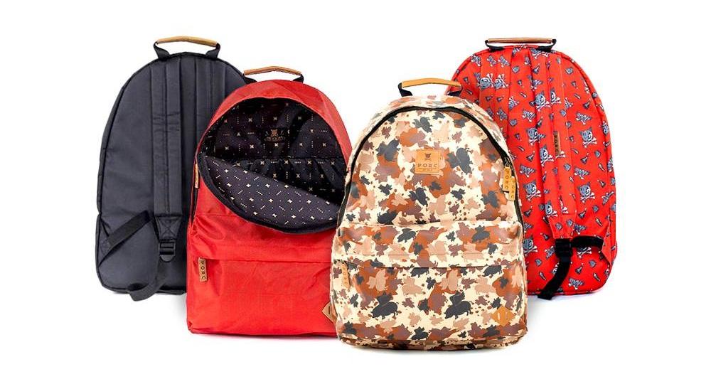 Backpacks PORC