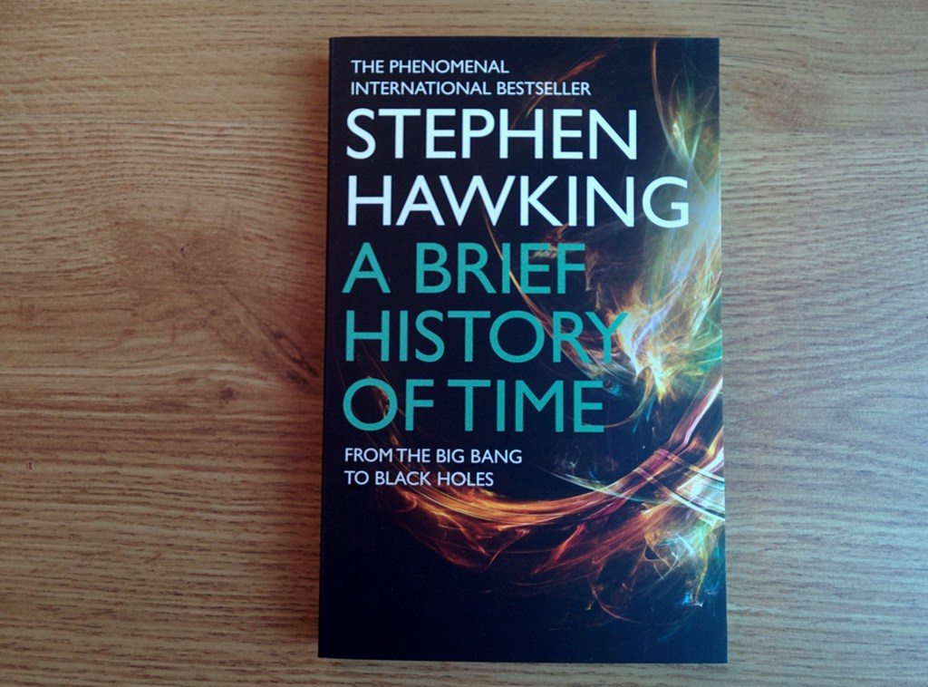 essay about a brief history of time His books for the general reader include my brief history, the classic a brief history of time, the essay collection.