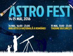 AstroFest Bucuresti 14-15 mai 2016