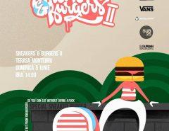 Sneakers & Burgers II