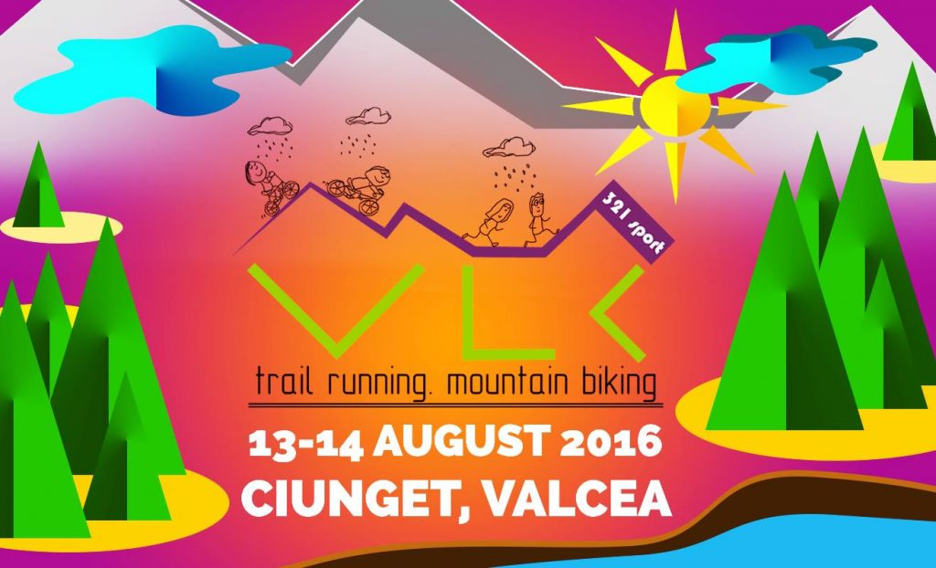 321sport x VLC - trail running & MTB (13-14 august 2016)