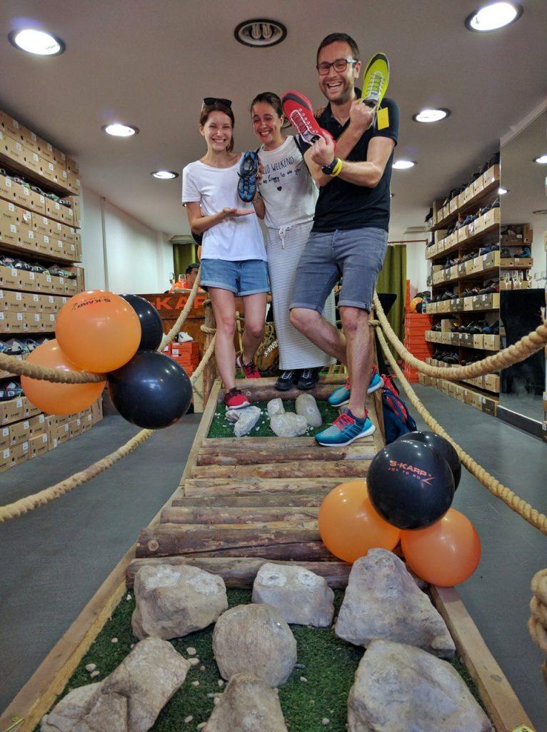 Lansare S-KARP Bucuresti (Pyuric, Sabina, Radu Restivan - 321 Sport)