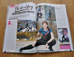 Cristina Chipurici - De ce alerg - Running Mag (mai 2017)