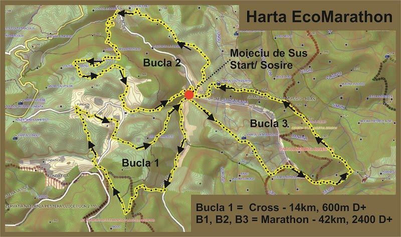 Harta EcoMarathon 2017