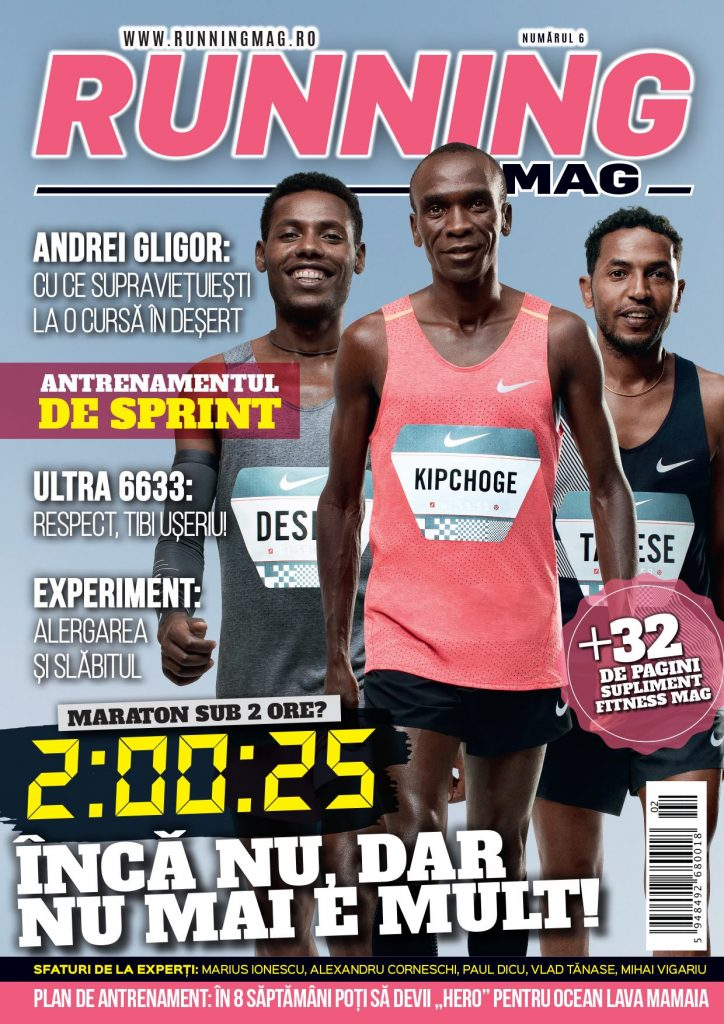 Running Mag 6 (mai 2017)
