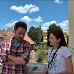 Alex Negrea & Cristina Chipurici - Facebook live @ FITS 2017