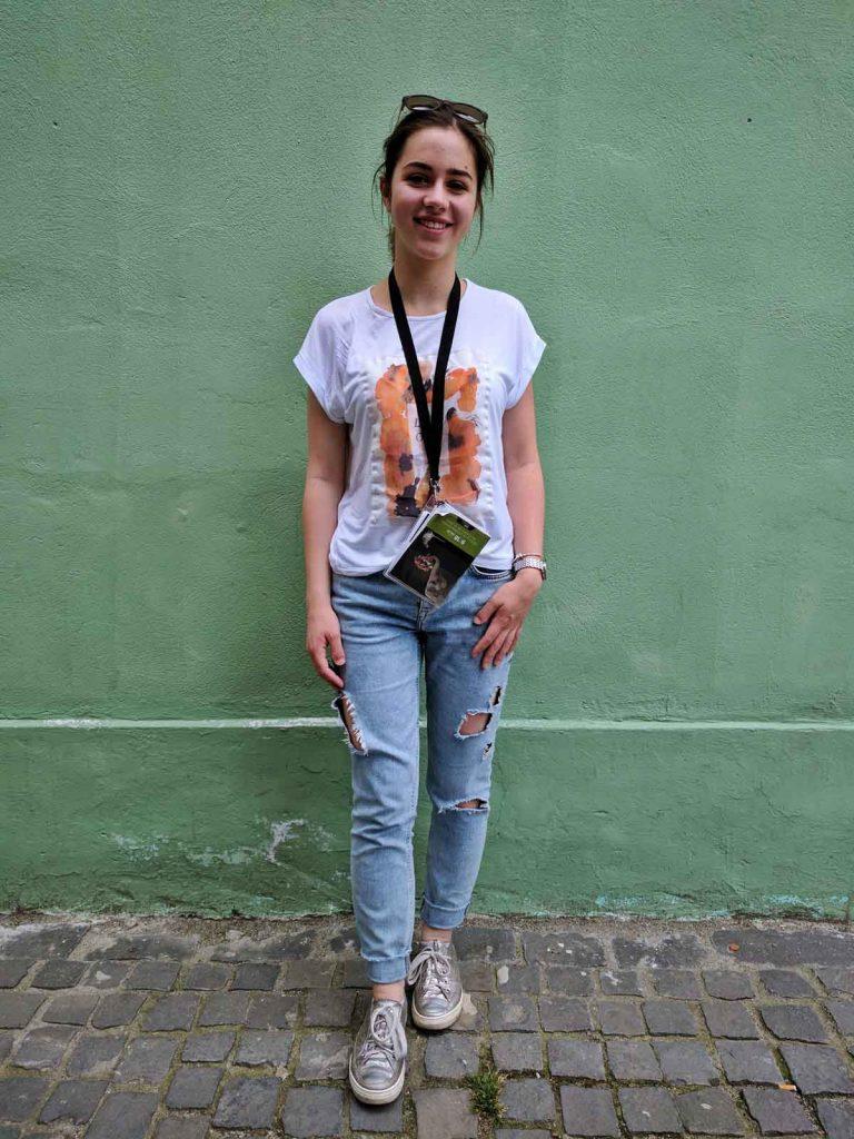 Oana Neagoe @ FITS 2017
