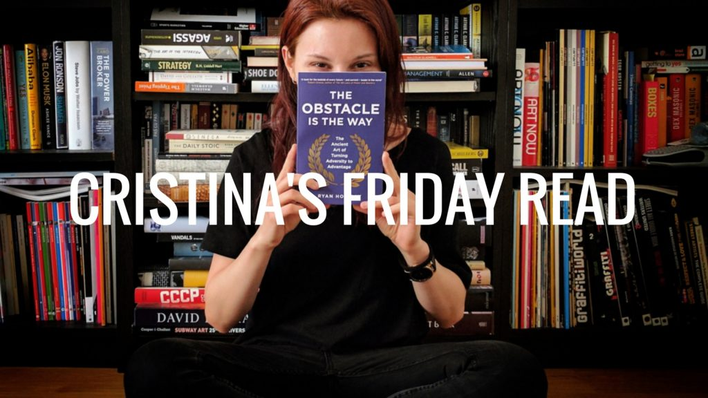 Cristina's Friday Read 2